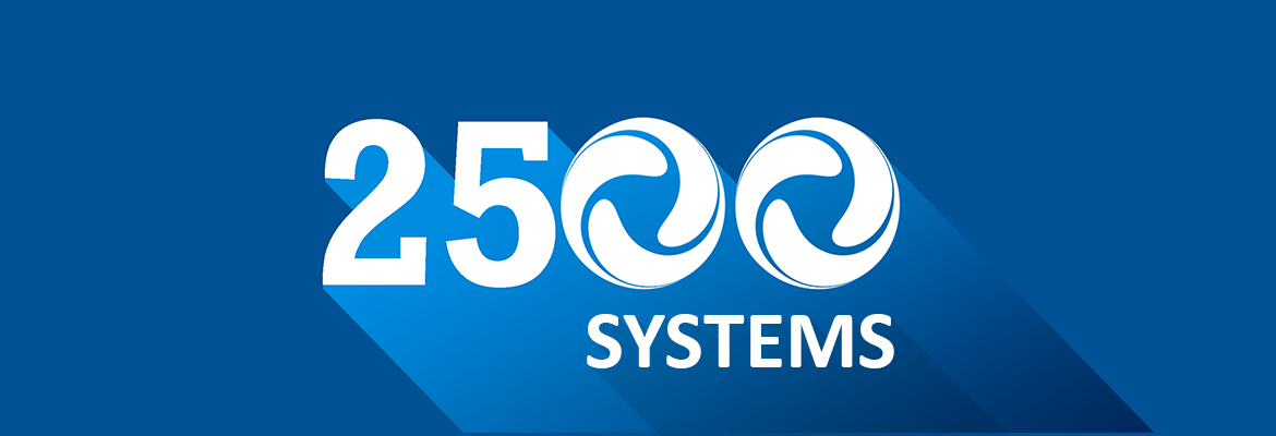 2,500 Systems on Portal